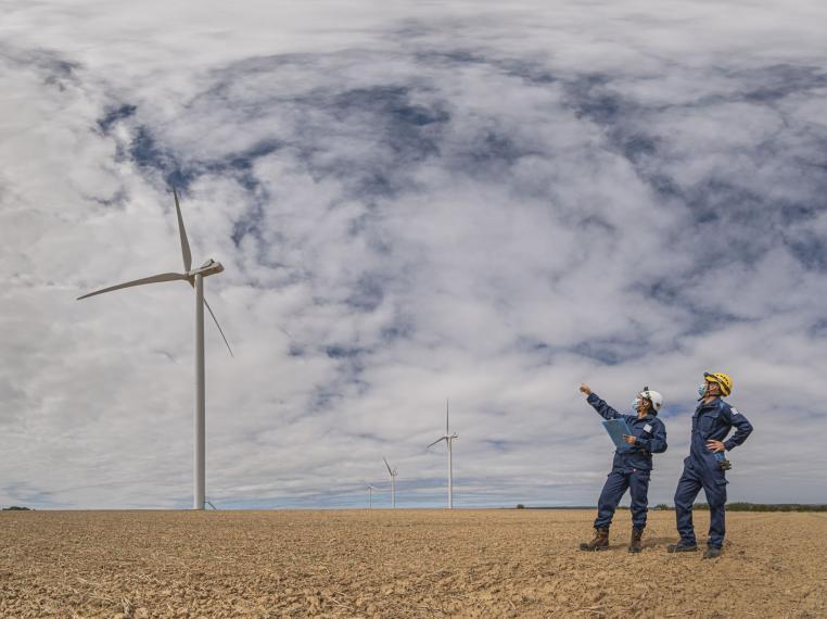 TotalEnergies New Energies Activities
